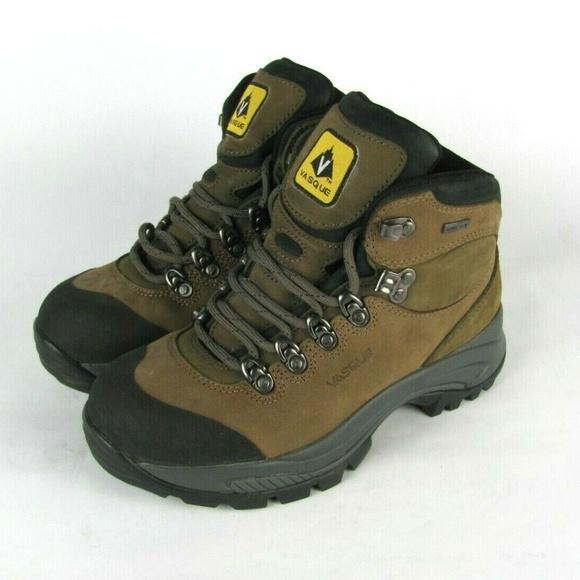 8f74961d49f VASQUE Wasatch GTX GoreTex Hiking Boots 7.5 W